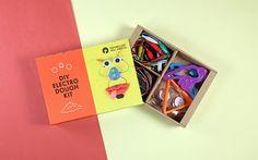 DIY Electro Dough Kit X Technology Will Save Us