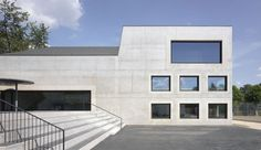 Erweiterung Schule Balainen / Wildrich Hien Architekten, Frei + Saarinen Architekten