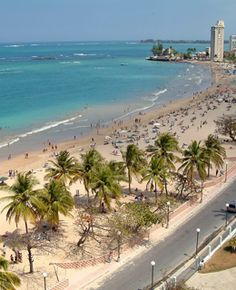 Isla Verde, Puerto Rico - Where I spent my teenage summers - Good Times