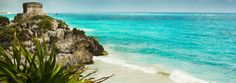 Mexico is one of the most popular tourist destinations in the Americas. It has become a sure bet for tourists who want to enjoy a dream vacation surrounded by beautiful beaches, white sand and clear waters.  Its just a quick phone call away to your local Travel Agent!