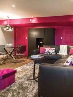 25 Idées Pour Une Salle Familiale | Les Idées De Ma Maison Photo: TVA  Publications