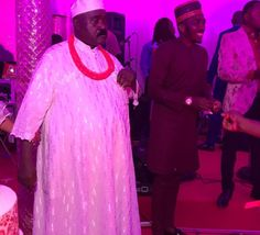 News: See Photos From Former Gov Lucky Igbinedion's 60th birthday party