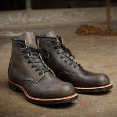 """Blacksmith 6"""" Round Toe by Red Wing Heritage"""