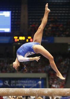 Alaina Johnson--2014 NCAA Championships Super Six