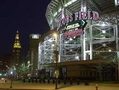 Jacob's Field, aka Progressive Field #Cleveland #Indians