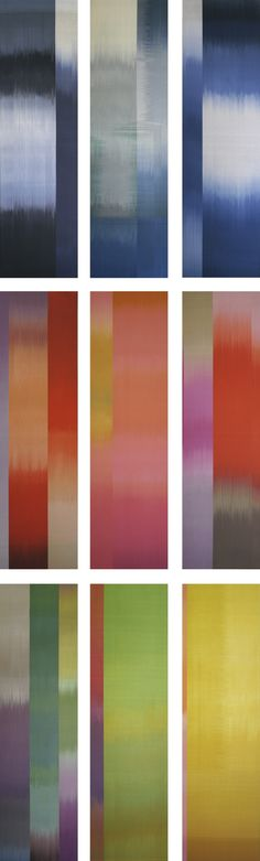 9 panels from Chromatogenous at Chatsworth House until December 2013