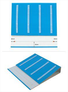 DIY PECS book... save lots of money! Binder, velcro, scissors, GO!