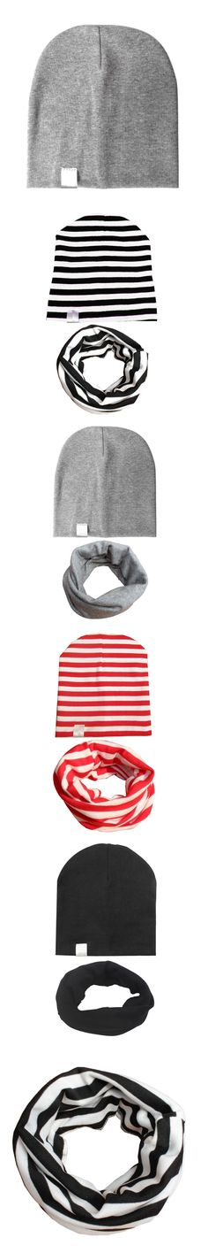 2Pcs Cute Cotton Baby Caps Hat+ Scarf For Kids Girls Boys Children Winter Hats Knit Hat Striped underdoor Tarja Accessories