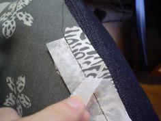 Amanda's Adventures in Sewing: tutorials= seams on a bias skirt