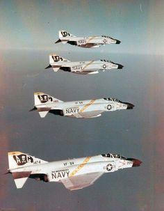 F-4 Phantoms