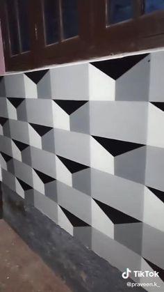 Wall Painting Decor, Room Wall Decor, Diy Wall Art, Diy Painting, Wall Paintings, Faux Painting, Painting Furniture, Bedroom Wall Designs, Accent Wall Bedroom