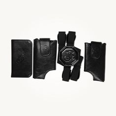 The Original LD West cell phone and wallet holster