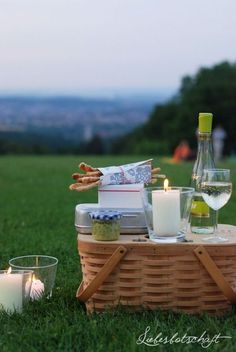 Perfect Picnic for a summer evening #Wicksteads #Picnic