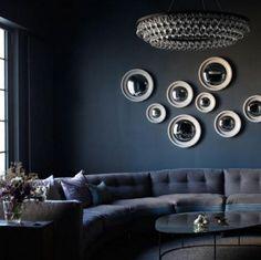 Arctic Pear от OCHRE подойдет как нельзя лучше для традиционного британского интерьера /// #lightpin #interiordesign #lightingdesign #дизайнинтерьера #освещение #светдлядома #дизайнерскийсвет #светильники