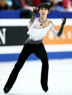 Yuzuru HANYU 羽生結弦  ISU World Figure Skating Championships 2014  羽生大逆転V「意地と気合」3大大会制す