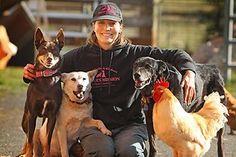 Pam Ahern - Edgar's Mission Vegan 30 years
