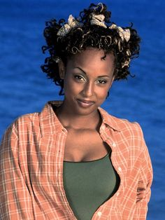 Haitian American Actress Trina McGee From Boy Meets World - blog from L'union Suite