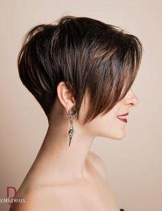 31 Best Summer Short Pixie Haircut Design To Look Cool – - short hairstyles Cool Short Hairstyles, Short Pixie Haircuts, Bob Haircuts, Pixie Haircut Long, Fashion Hairstyles, Pixie Haircut For Round Faces, Gray Hairstyles, Long Pixie Hairstyles, Layered Haircuts