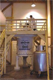 23.5 T NMR Spectrometer (Bruker)