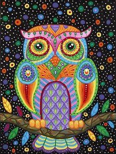 Owl art   Inspirational Coloring Pages   inspiração #coloringbooks #livrosdecolorir #jardimsecreto #secretgarden #florestaencantada #enchantedforest #reinoanimal #animalkingdom #adultcoloring #johannabasford #milliemarotta #tropicalwonderland #coruja