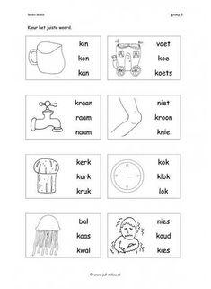 Grade R Worksheets, Kindergarten Math Worksheets, Craft Activities For Kids, Projects For Kids, Afrikaans Language, Homeschool, Classroom, Teaching, Grade 2