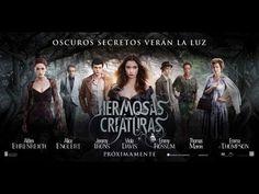 HERMOSAS CRIATURAS Tráiler 2. Estreno 1 de Marzo.
