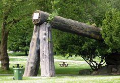 lumbermans arch