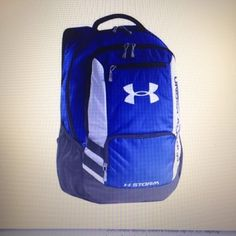 9ae6b1d77a5e Under Armour Hustle Backpack Royal Blue One Size Free Shipping  shopsmall  BUY NOW  69.95 Carolina