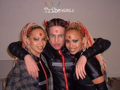 The Tribe -Siva, Ram and Java<3