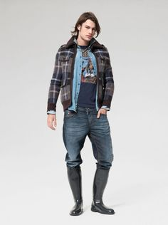 Jean's West Man Collection - Look 03