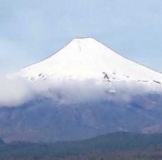 Villarrico Volcano in Pucon, Chile!!