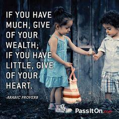 #givingback #passiton www.values.com