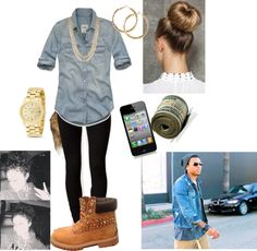 """""""Shopping With Briauna"""" by trawwbreezy ❤ liked on Polyvore"""
