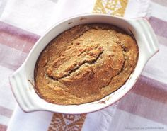 Банановый хлеб (облегченный вариант классического рецепта)