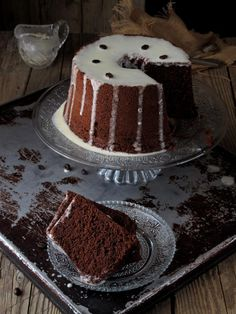 Cinnamon Bun Recipe, Sweet Corner, American Cake, Italian Cake, Angel Cake, Chiffon Cake, Bakery Cakes, Sponge Cake, Something Sweet