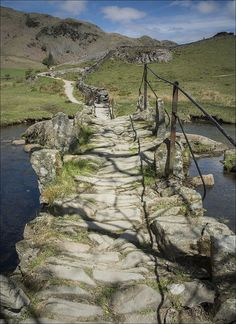*Slater Bridge, Little Langdale, Lake District NP, Cumbria