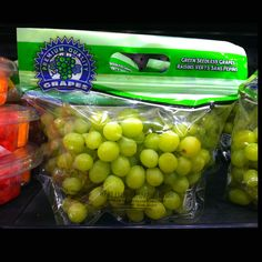 Cute grape packaging @Target