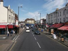 Thornton Heath, Croydon, South London, Surrey, Past, England, Street View, Places, Past Tense