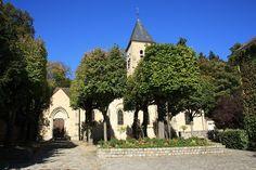 Église Saint-Rémi de Gif-sur-Yvette Gif Sur Yvette, Saint Remi, Travelogue, Heavenly, Belgium, Netherlands, Saints, Europe, Spaces