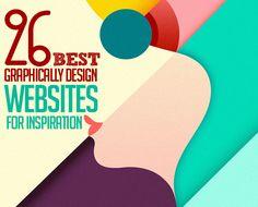 Best Graphic Design Websites – 26 Web Examples #graphicdesign #webdesign #websitedesign