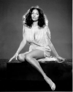 Famous Gemini: Pam Grier May 26th