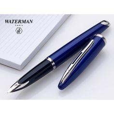 Pióro Waterman Carene Jaskrawy Błękit ST