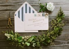 Beautiful vintage inspired invitations. Find the perfect invites for your soiree at Stationer On Sunrise-Palm Beach, FL #tsgpalmbeach