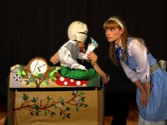 Alice's Adventures in Wonderland, Box Tale Soup, The Warren at Brighton Fringe