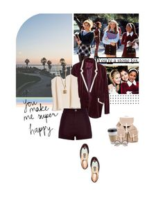 """""""clueless"""" by ruchita ❤ liked on Polyvore featuring OTTE, River Island, Robert Clergerie, Marc by Marc Jacobs and Chanel"""