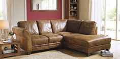 Left Arm Facing Small Corner Sofa