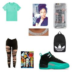"""""""."""" by faithsworld ❤ liked on Polyvore featuring Agent 18 and Topshop"""