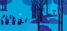 Chris Haughton: Illustrator - SHH! WE HAVE A PLAN