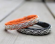 Sami bracelet handmade sami jewelry viking by ACDesignJewellery