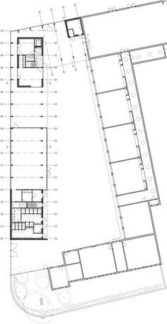 LOW architecten, Stijn Bollaert · Primary School
